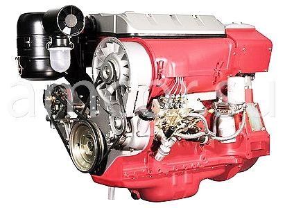 D 914 L4 Deutz - Deutz двигатели