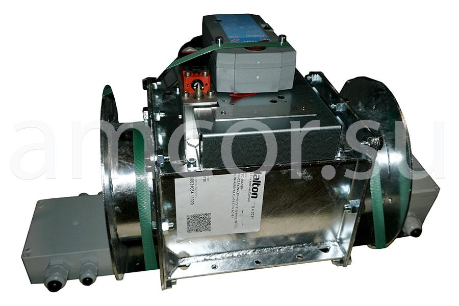 Заказать поставку и сервис противопожарных заслонок FDB2-EL Halton в России и СНГ от официального производителя.