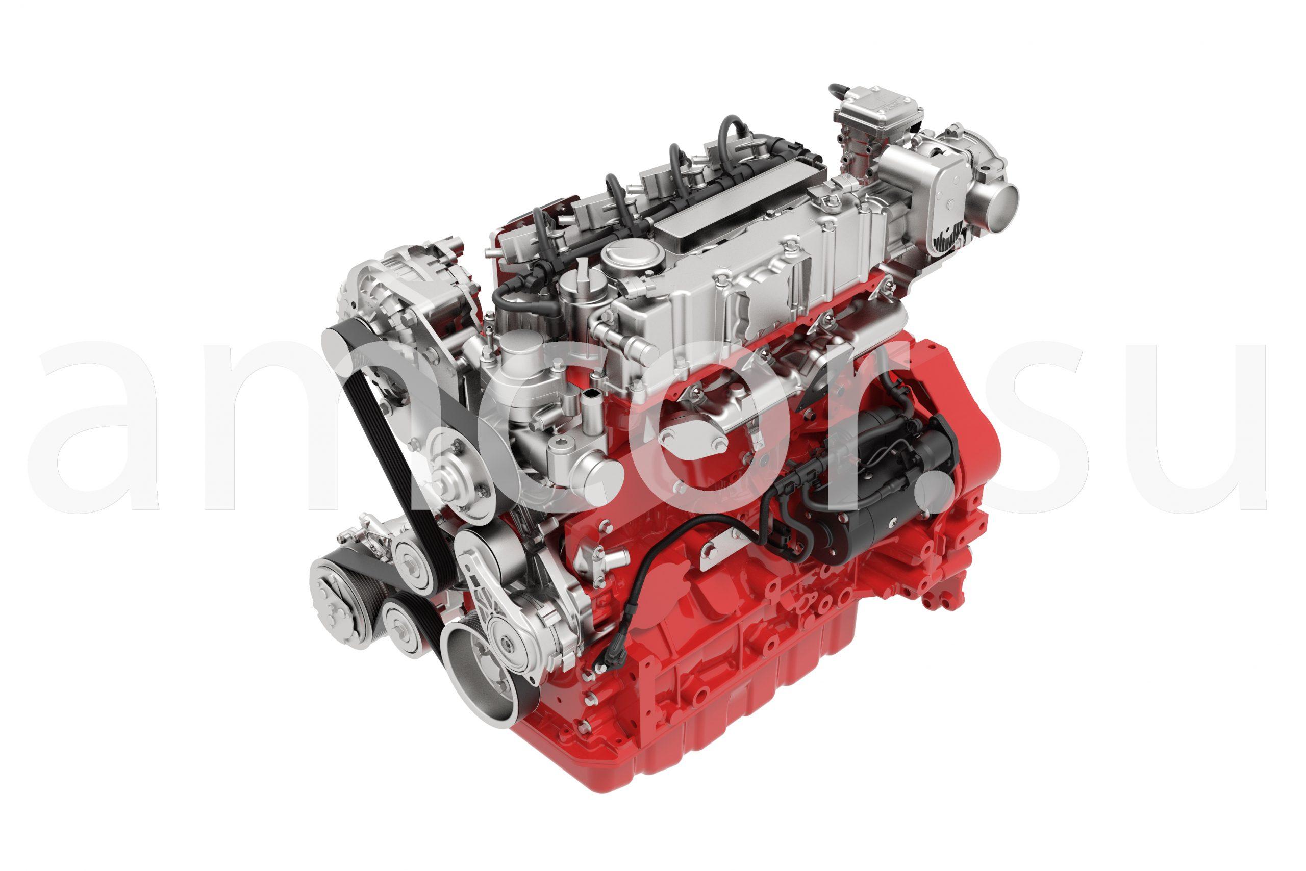 G 2.9 L4 scaled - Deutz двигатели