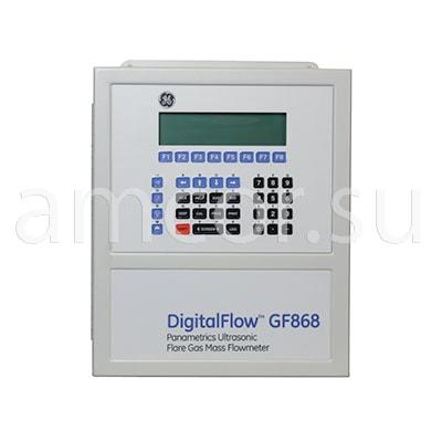 Заказать поставку и сервис расходомера газа Digitalflow GF 868 Panametrics в России и СНГ от официального производителя.