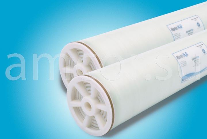 Заказать поставку мембран LG Chem NanoH2O в России и СНГ от официального производителя.