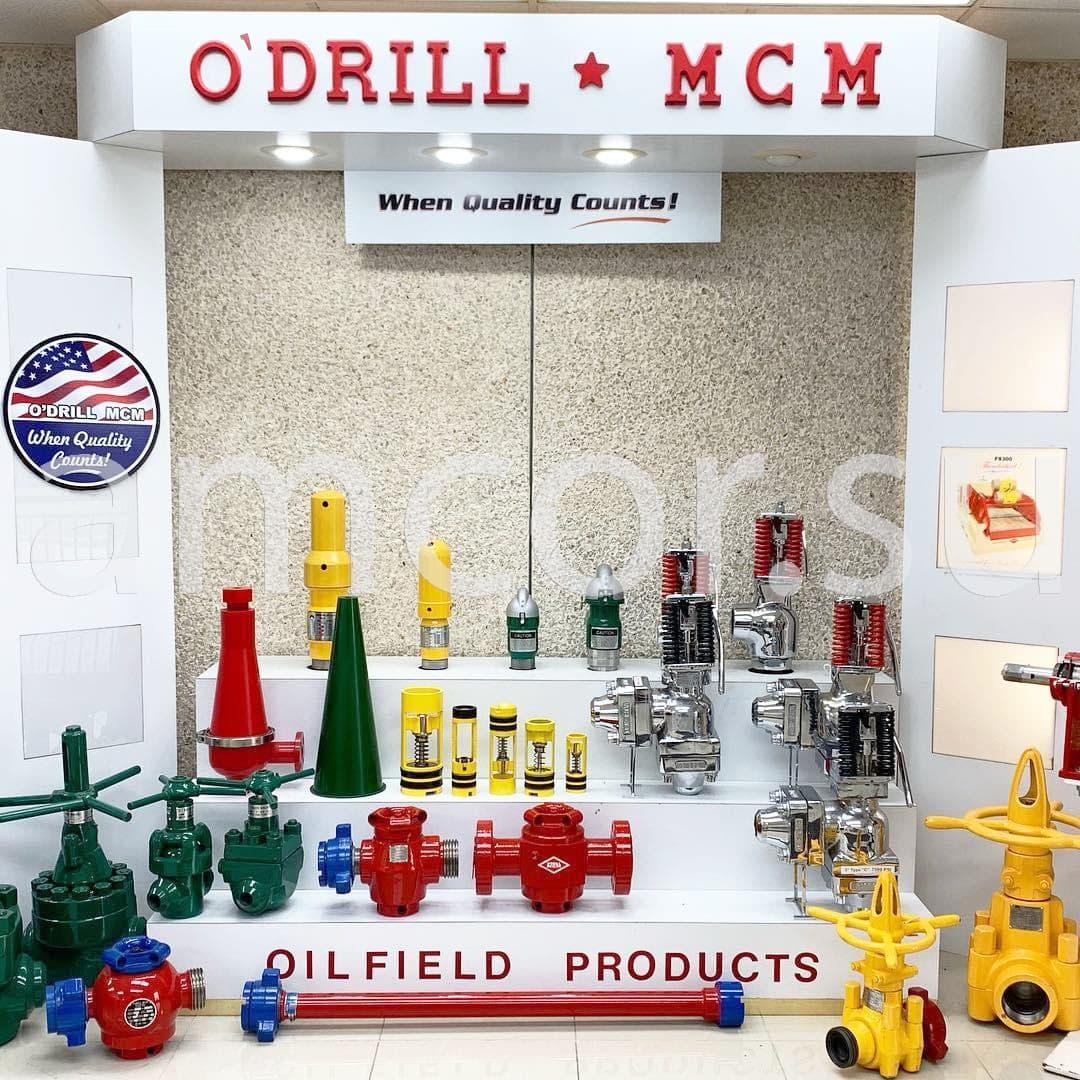 Заказать поставку и сервис оборудования O'Drill/MCM в России и СНГ от официального производителя.