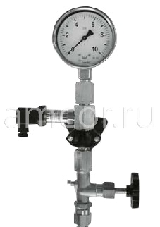DR1226 - RTK клапаны, регуляторы, датчики